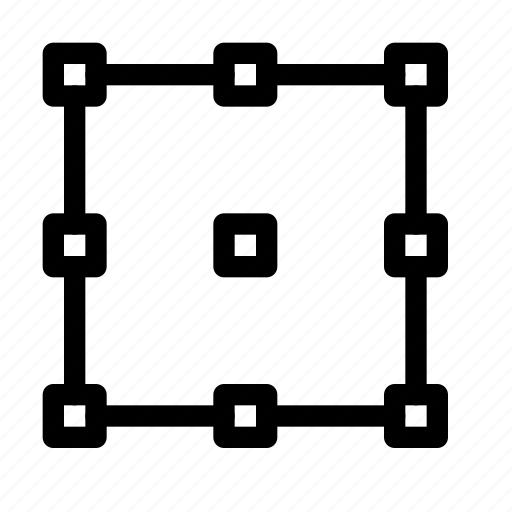 rectangle, resize, select, shape, size, square, transform icon