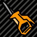 equipment, handsaw, saw, workwood