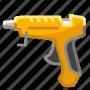 craft, glue, gun, hot, tool