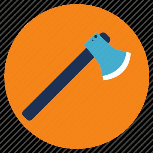 axe, equipment, tools icon