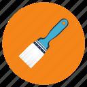 brush, equipment, paint, tools icon