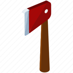 axe, chop, cut, equipment, maintenance, tools, wood icon