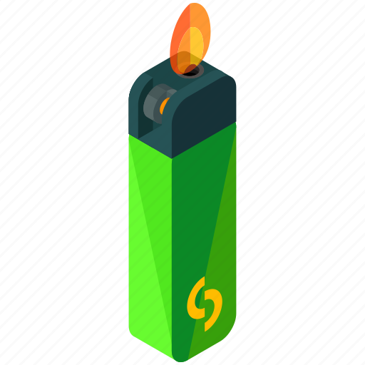 equipment, fire, flame, lighter, tools icon