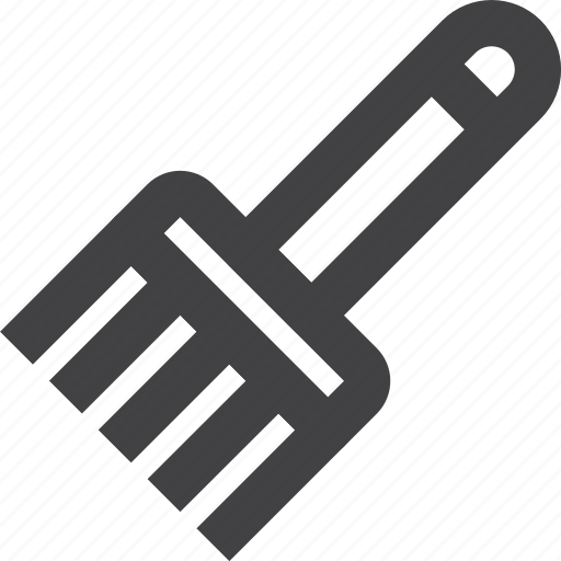 Rake, tool, utility icon - Download on Iconfinder