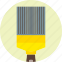 brush, construction, equipment, paint, repair, tool, work icon