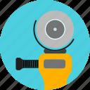 machine, rubbing, construction, equipment, power drill, tools, work