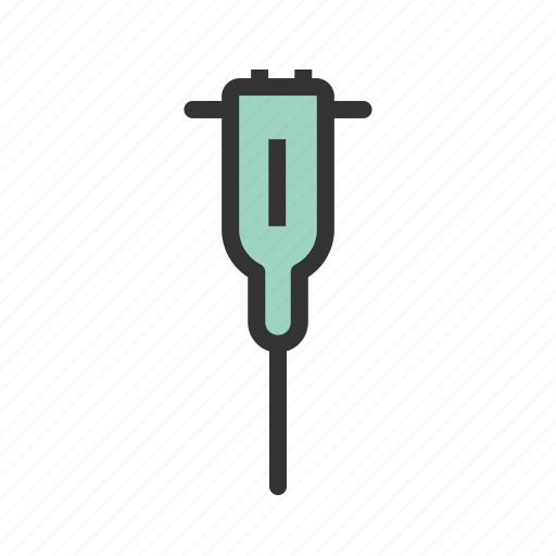 driller, drilling, equipment, mining, oil, power, rig icon