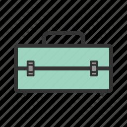 bolt, construction, equipment, nut, tool box, tool kit, tools icon