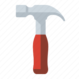 hammer, tools icon