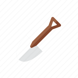 shovel icon