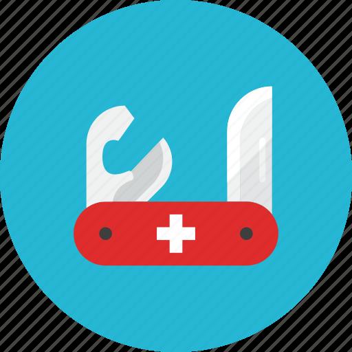 knife, pocket icon