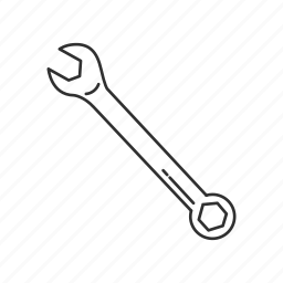 repair, repair tool, repairman, wrench icon