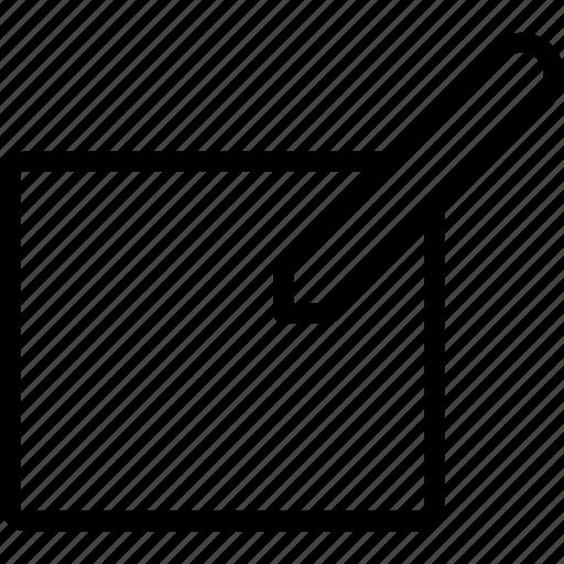edit, paper, pencil, tool, tools icon