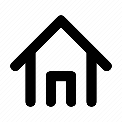 domicile, home, house, lodge, residence icon