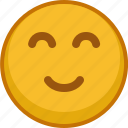 emoji, emoticon, emoticons, emotion, expression, faint, smile icon
