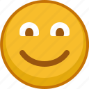 emoji, emoticon, emoticons, emotion, happy, mood, smile icon