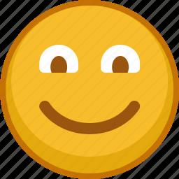 emoji, emoticon, emoticons, emotion, happy, mood, smile icon