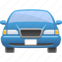 auto, car, road trip, travel, vehicle icon