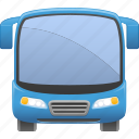 bus, coach, coach bus, tourism, travel, vacation, vehicle icon