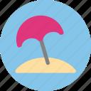 landscape, scape, scenery, travel, vacation icon