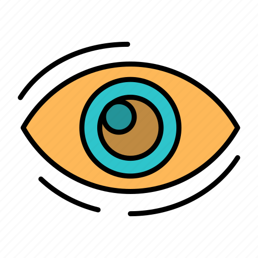 Eye, find, look, looking, search, see, view icon - Download on Iconfinder