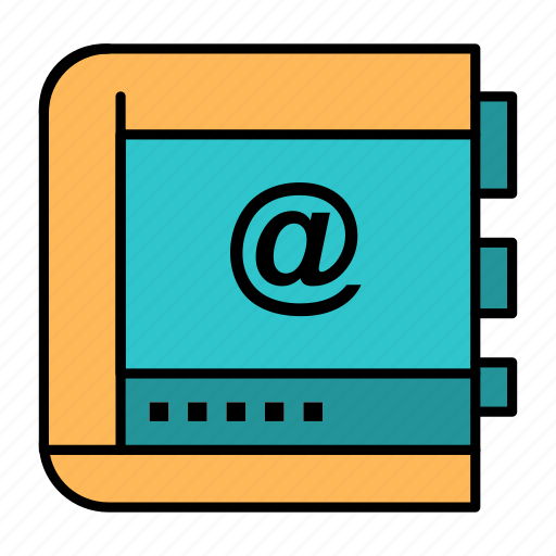 book, business, contact, contacts, internet, phone, telephone icon