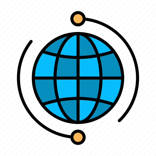Business, connect, connection, global, globe, internet, world icon - Download on Iconfinder