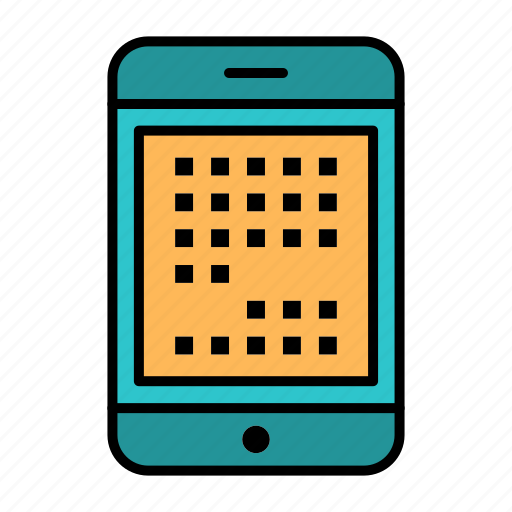 Computer, device, digital, ipad, mobile, phone icon - Download on Iconfinder