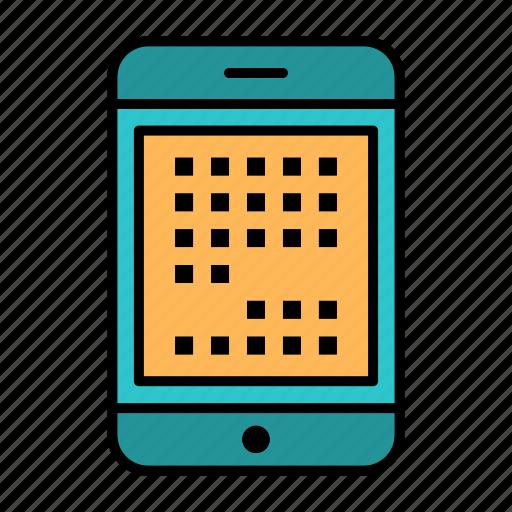 computer, device, digital, ipad, mobile, phone icon