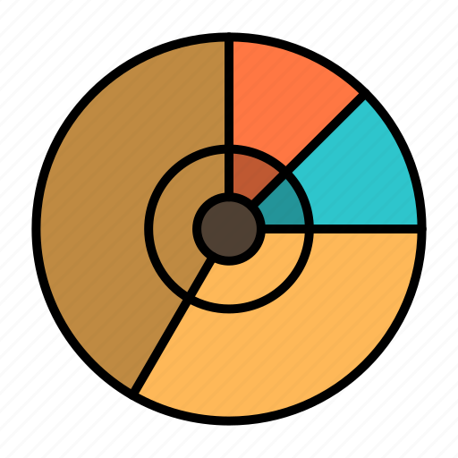business, chart, diagram, finance, graph, pie, statistics icon