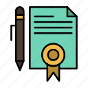 document, documents, legal, page icon
