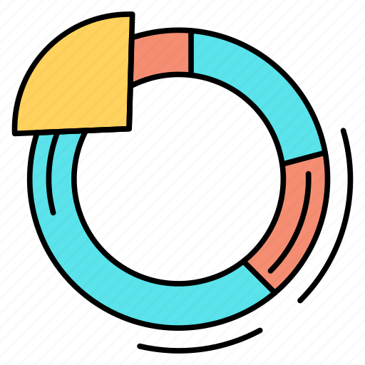 Chart, circle, graph, pie icon - Download on Iconfinder