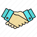 agreement, business, deal, handshake, partner