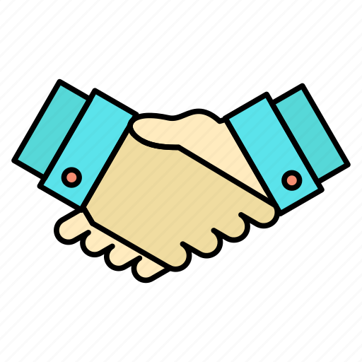 Agreement, business, deal, handshake, partner icon - Download on Iconfinder