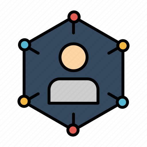 Communication, connection, network, people, personal, social, user icon - Download on Iconfinder