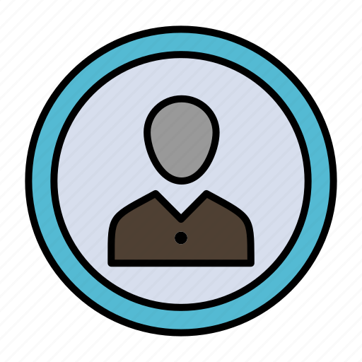 Avatar, human, man, people, person, profile, user icon - Download on Iconfinder