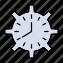 clock, deadline, time, timepiece, timing, watch, work