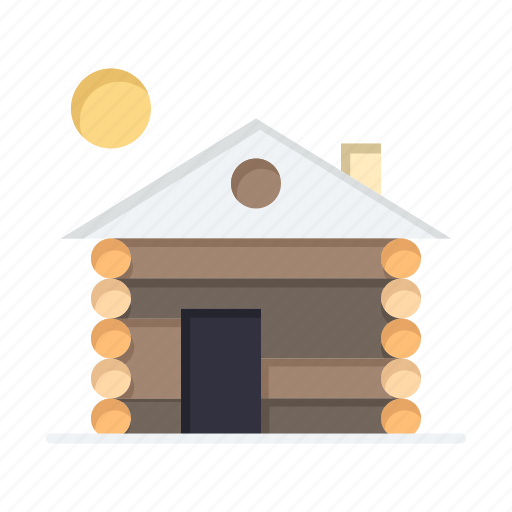 building, home, hotel, service icon