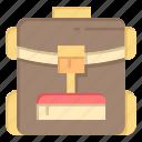 backbag, bag, hotel, service