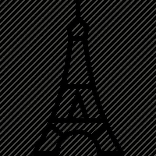 eiffel, eiffel tower, france, france tower icon