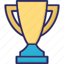 achievement, award, prize, trophy icon