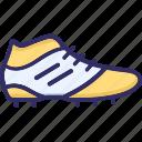 athletics, shoe, soccer, sportsman icon