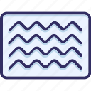 ocean, ocean waves, sea waves, water icon