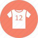 athlete shirt, clothes, shirt, sports shirts icon