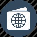 folded paper, map, map fold, navigation icon