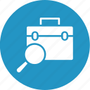journey, luggage, luggage search, search icon