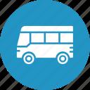 bus, journey bus, tour bus, tourism icon