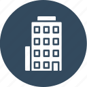 building, flats, office blocks, trade center icon