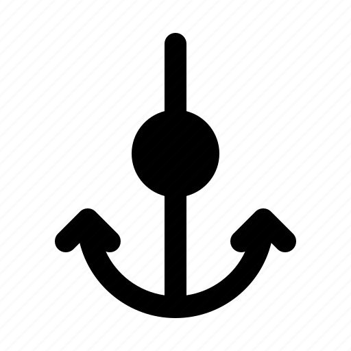 anchor, harbor, journey, tour, tourism, travel, voyage icon