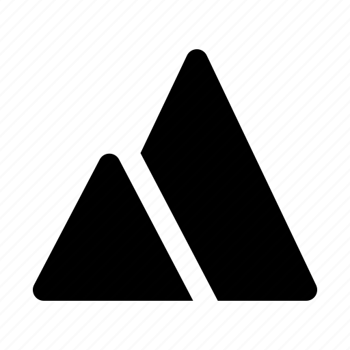 journey, pyramid, tour, tourism, travel, voyage icon